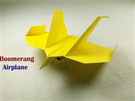 origami boomerang plane origami boomerang plane 28 images how to make origami