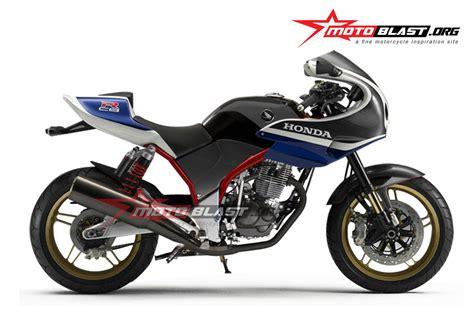 Cafe Racer Style Modifikasi by Kumpulan Modif Honda Tiger Cafe Racer Terbaru Dan