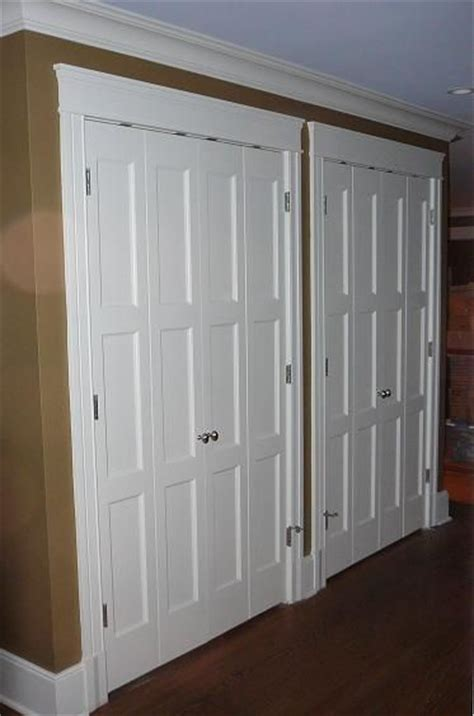 folding closet doors for bedrooms 17 best ideas about folding closet doors on