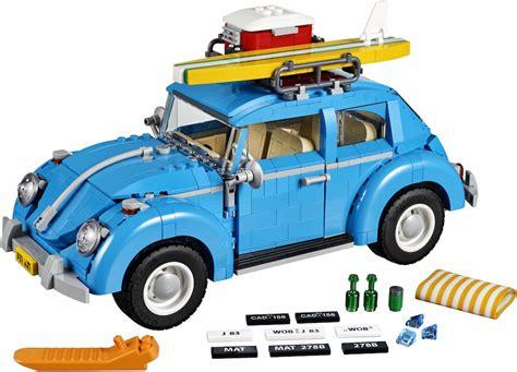 Lego Volkswagen Beetle by Lego 10252 Creator Volkswagen Beetle Brand New In Box