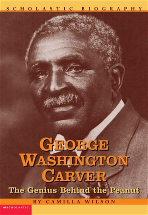 a picture book of george washington carver george washington carver by camilla wilson reviews