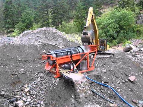 gold trommel design mobile placer mining equipment gold trommels wash