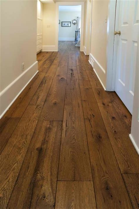 Sustainable Hardwood Flooring by Antique Resawn Oak Hardwood Flooring Traditional Hall
