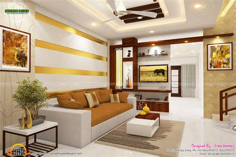 kerala home interior design total home interior solutions by creo homes kerala home design and floor plans