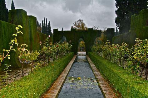 jardines del generalife jardines del generalife alhambra granada a22892331