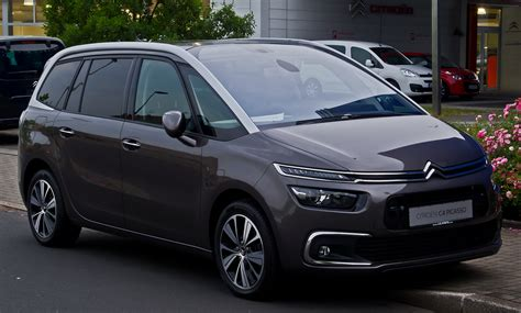 Citroen Picasso by Fichier Citro 235 N Grand C4 Picasso Ii Facelift