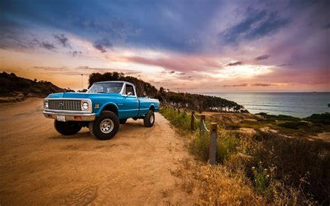 Classic Car And Truck Wallpapers by Chevy Truck Wallpapers Wallpaper Cave