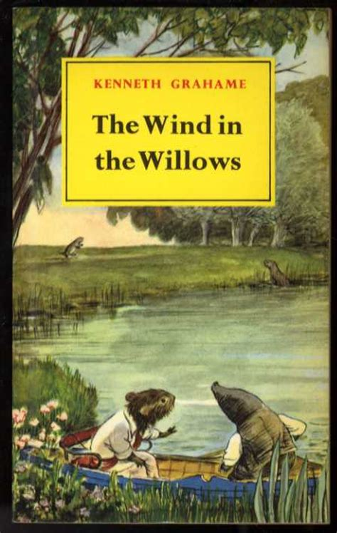 wind in the willows picture book so you want to be a writer december 2007