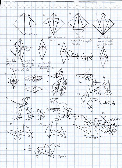 how to make origami dragons origami by draconicaeaeon on deviantart