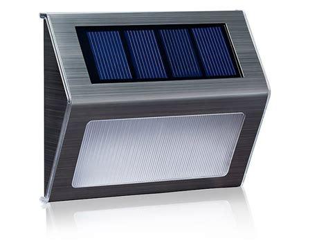 Solar Deck Lights For Steps by Best Solar Deck Step Lights Ledwatcher