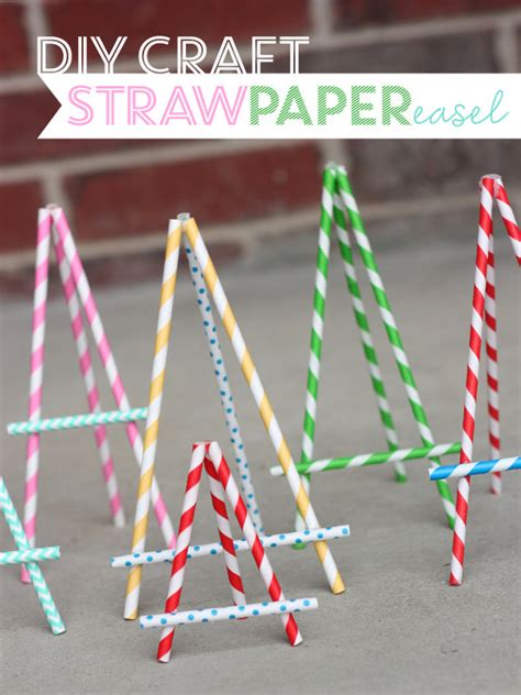 paper straw craft ideas 18 crafty ways to decorate with paper straws tip junkie