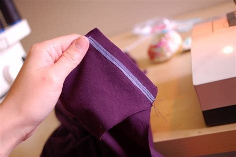 sewing shoulder seams in knitting sewing stabilizing the shoulder seams of knit garments