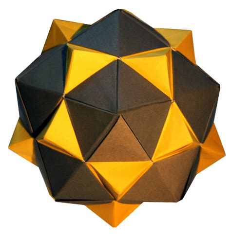 origami icosahedron icosahedron equilateral triangles origami constructions