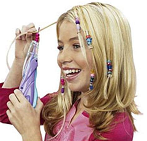 how to bead hair with a beader crush hair beader feedsee