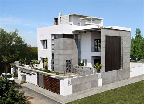house exterior designs interior exterior plan lavish cube styled home design