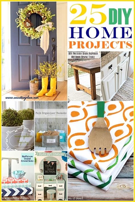 diy home projects crafts the 36th avenue diy projects for the home the 36th avenue