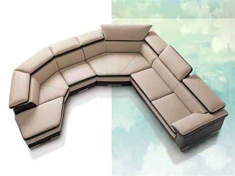 contemporary sectional leather sofa samoa contemporary italian leather sectional sofa