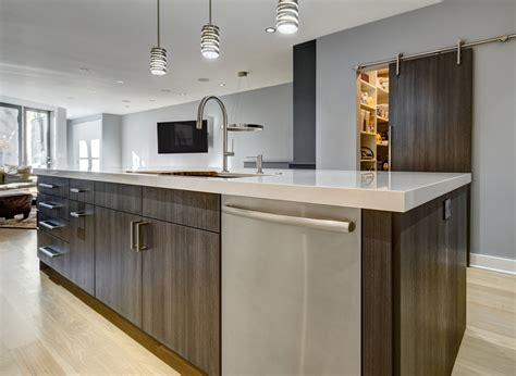 kitchen design chicago sleek and modern in chicago kitchen design partners