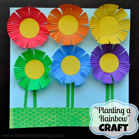 plant crafts for 30 flower crafts for