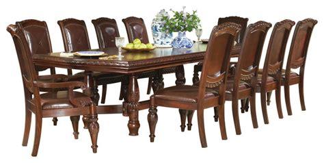 Antoinette Dining Room Set steve silver antoinette 11 piece dining room set with leaf