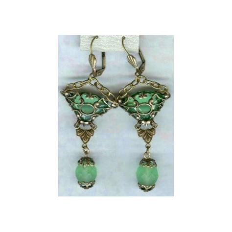 glass stones for jewelry ruby glass fan shape jewelry stones 18x13mm