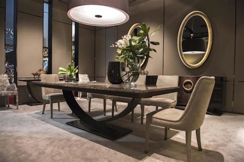 modern wood dining room tables 13 modern dining tables from top luxury furniture brands