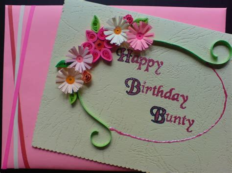make handmade birthday cards handmade birthday greeting cards for