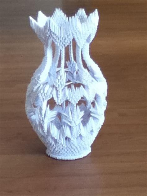 origami vases 3d scanner image 3d origami