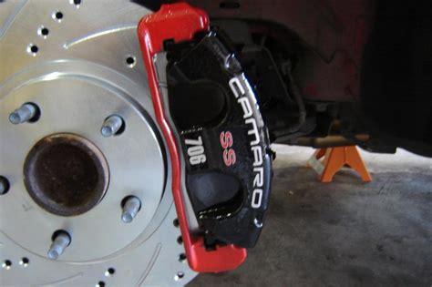 spray painting brake calipers brake caliper painting spray or brush corvetteforum