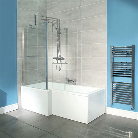shower or bath square shower bath from better bathrooms shower baths