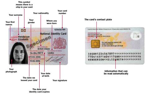 how to make a identity card decision to introduce identity cards a no brainer says