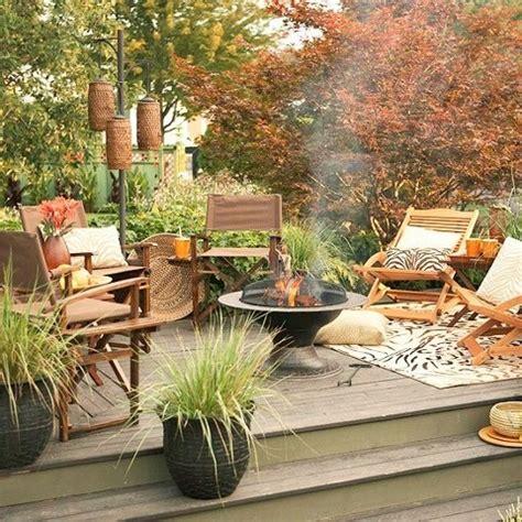 patio decorations 55 cozy fall patio decorating ideas digsdigs