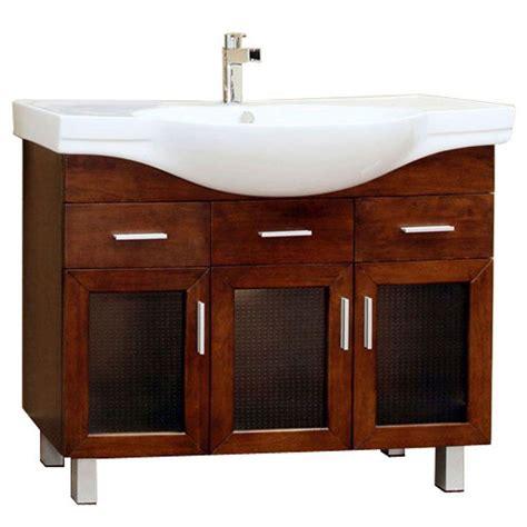 modern single bathroom vanities modern single sink vanity cabinet in bathroom vanities