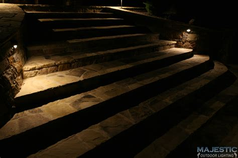 outdoor step lighting step lights gallery throughout fort worth tx dallas tx