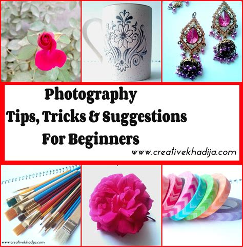 ideas for beginners diy photography tips for beginners