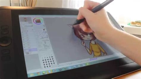 paint tool sai tablet cintiq companion drawing sai paigeeworld s nyan
