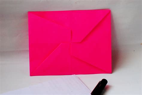 origami letter letter envelopes pinwheel and butterfly romi s origami