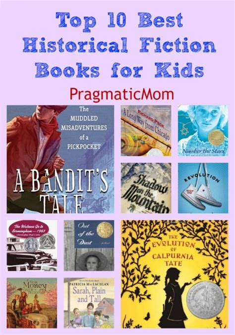 picture books historical fiction top 10 best historical fiction books for pragmaticmom