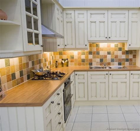white kitchen cabinets with backsplash pictures of kitchens traditional white antique