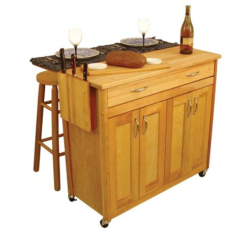Kitchen Island Butchers Block kitchen islands amp carts shop hayneedle kitchen amp dining