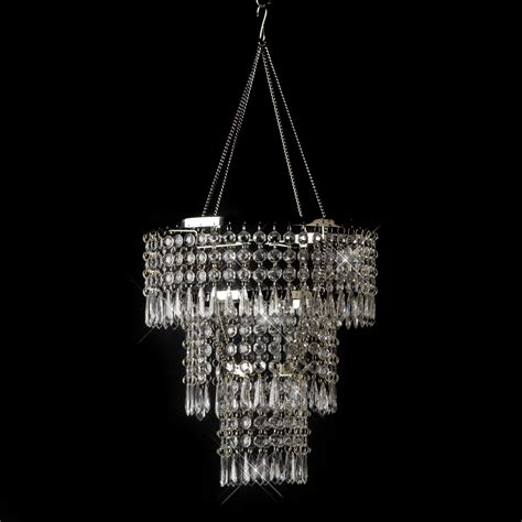 clear beaded chandelier opentip elegance by carbonneau chandelier 15 clear