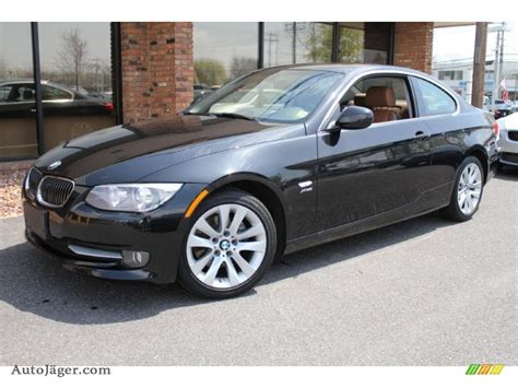 2011 Bmw 328i Coupe by 2011 Bmw 3 Series 328i Xdrive Coupe In Black Sapphire