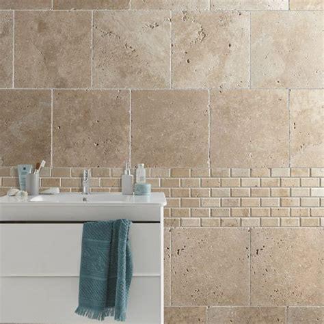 carrelage int 233 rieur antique en travertin beige 40 60 x 40 60 cm salle de bain