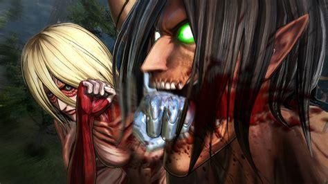 attack on titan 17 imagini noi din attack on titan computergames ro