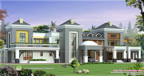 luxury house designs luxury house plan with photo kerala home design and