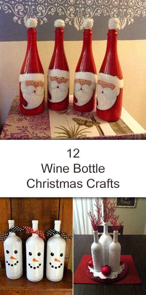 decorations and crafts 12 amazing wine bottle crafts
