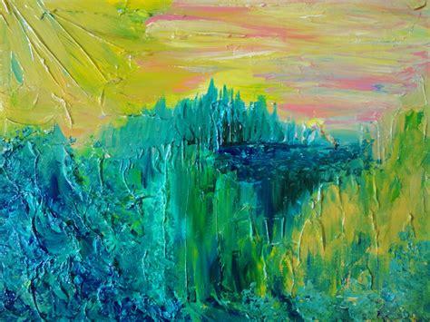 acrylic painting free abstract acrylic painting free shipping impasto