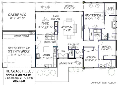 modern houses floor plans modern house plan modern cabin plans for arizona modern