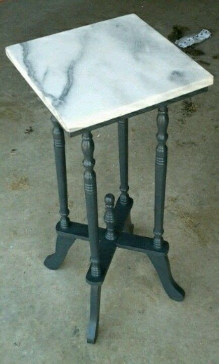 chalk paint on marble chalk paint marble end table 1608