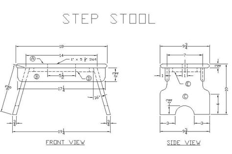step stool plans woodworking free plans for wooden step stool pdf woodworking